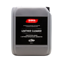 """Shima Detailer Leather Cleaner"" Очиститель кожи 5л."