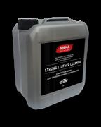 """""""Shima Detailer Strong Leather Cleaner""""  Очиститель кожи для удаления стойких загрязнений 5л."""