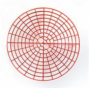 Пескоотделитель красный для ведра 266 х 65 мм для мойки автомобиля арт. Au-1046/1045
