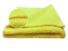 Микрофибровая двухворсовая салфетка, 400 г/см2 40х40см (Арт.: 12.0888)